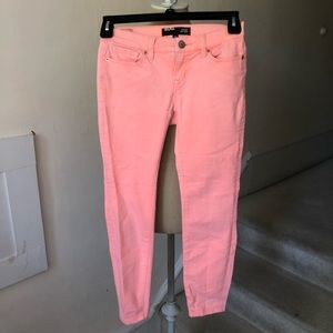 Urban Outfitters BDG Neon Grazer Mid-Rise Jean